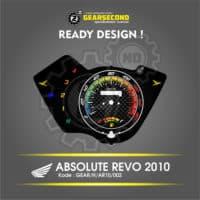Panel Speedometer Honda Absolute Revo 2010 Kode: GEAR_H_AR_002