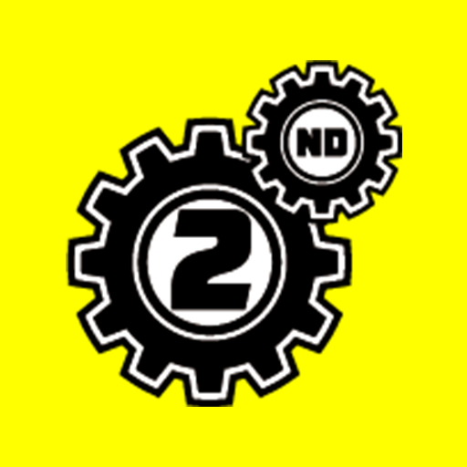 logo gearsecond speedometer