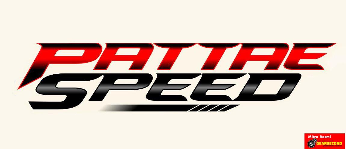 logo pattaespeed mitra gearsecond speedometer