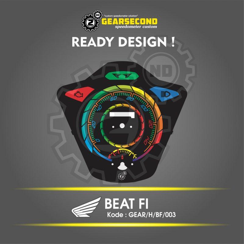 Panel Speedometer BEAT FI