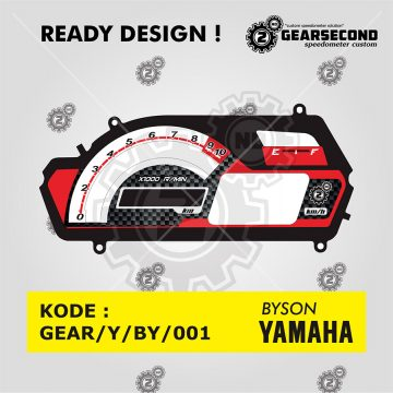 Panel Speedometer Byson