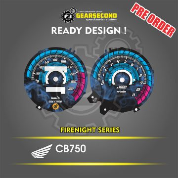 Panel Speedometer CB750