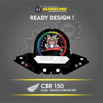 Panel Speedometer CBR 150 (K45)
