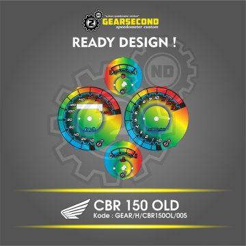 Panel Speedometer CBR 150 Old